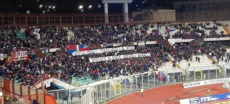 Tifoseria solidale