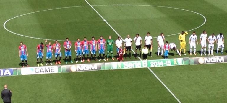 Derby, è vittoria Catania!