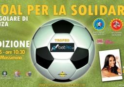 Catania-Channel-un goal per la solidarietà