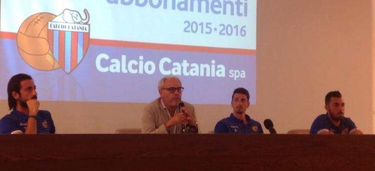 """GARUFO, BERGAMELLI E BASTRINI: """"IMPOSSIBILE DIRE NO A CATANIA"""""""