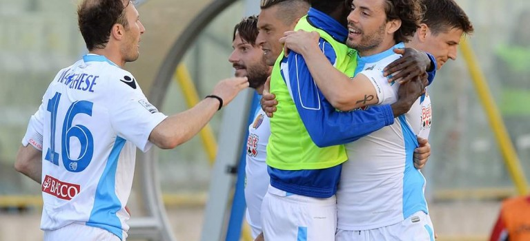 CATANIA: PLAY-OFF!