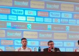 """PRESENTATI BLONDETT, ZE TURBO E FORNITO. LO MONACO: """"LOTTEREMO FINO ALLA FINE PER LA B"""""""