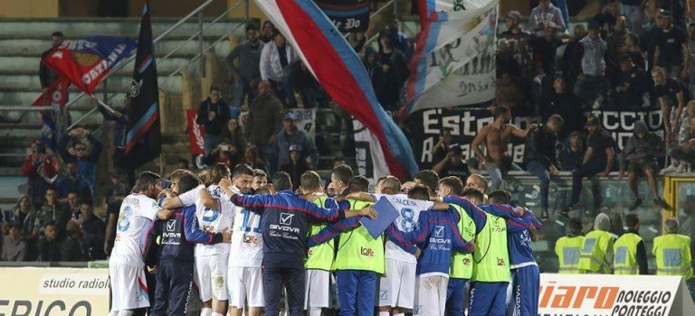 SIRACUSA-CATANIA: DERBY D'ALTA CLASSIFICA