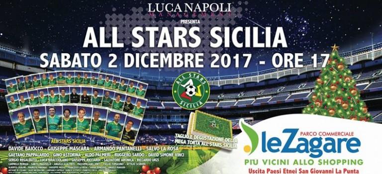 LE ALL STARS SICILIANE SI PRESENTANO