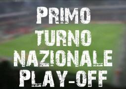 PLAY-OFF, PRIMO TURNO NAZIONALE: I RISULTATI
