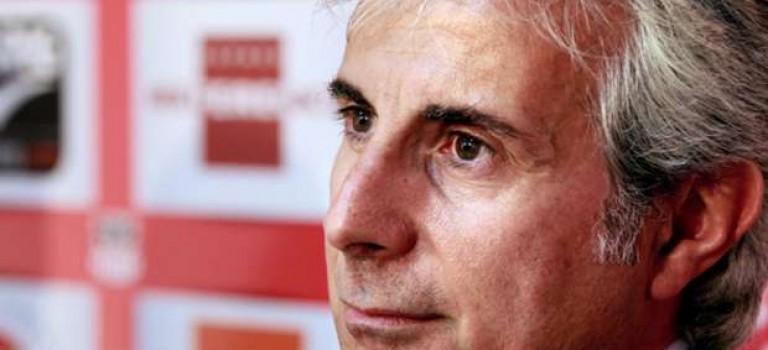 Catania ultimo in classifica, Ventrone addio