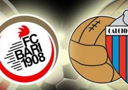 Bari vs Catania