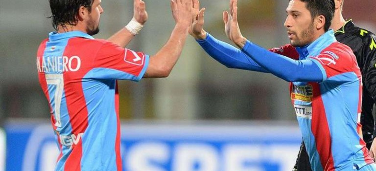 Catania 2-0 Ternana: top all, no flop