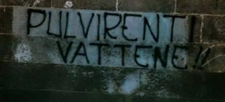 """La Nord rompe gli indugi: """"Pulvirenti vattene!"""""""