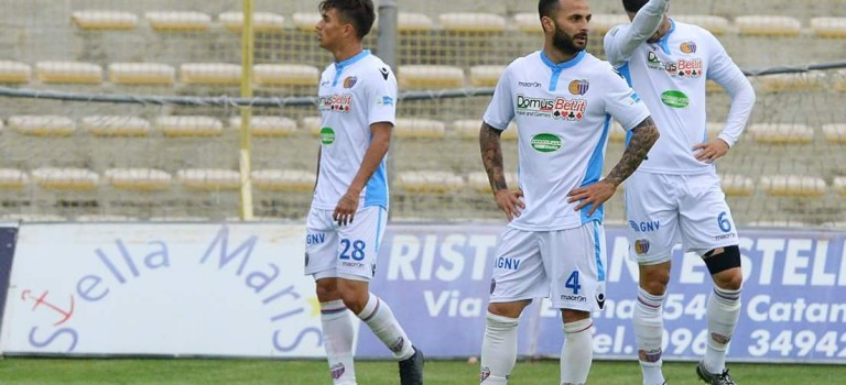 CATANIA, PIÙ PLAY-OUT CHE PLAY-OFF: PARADOSSALE
