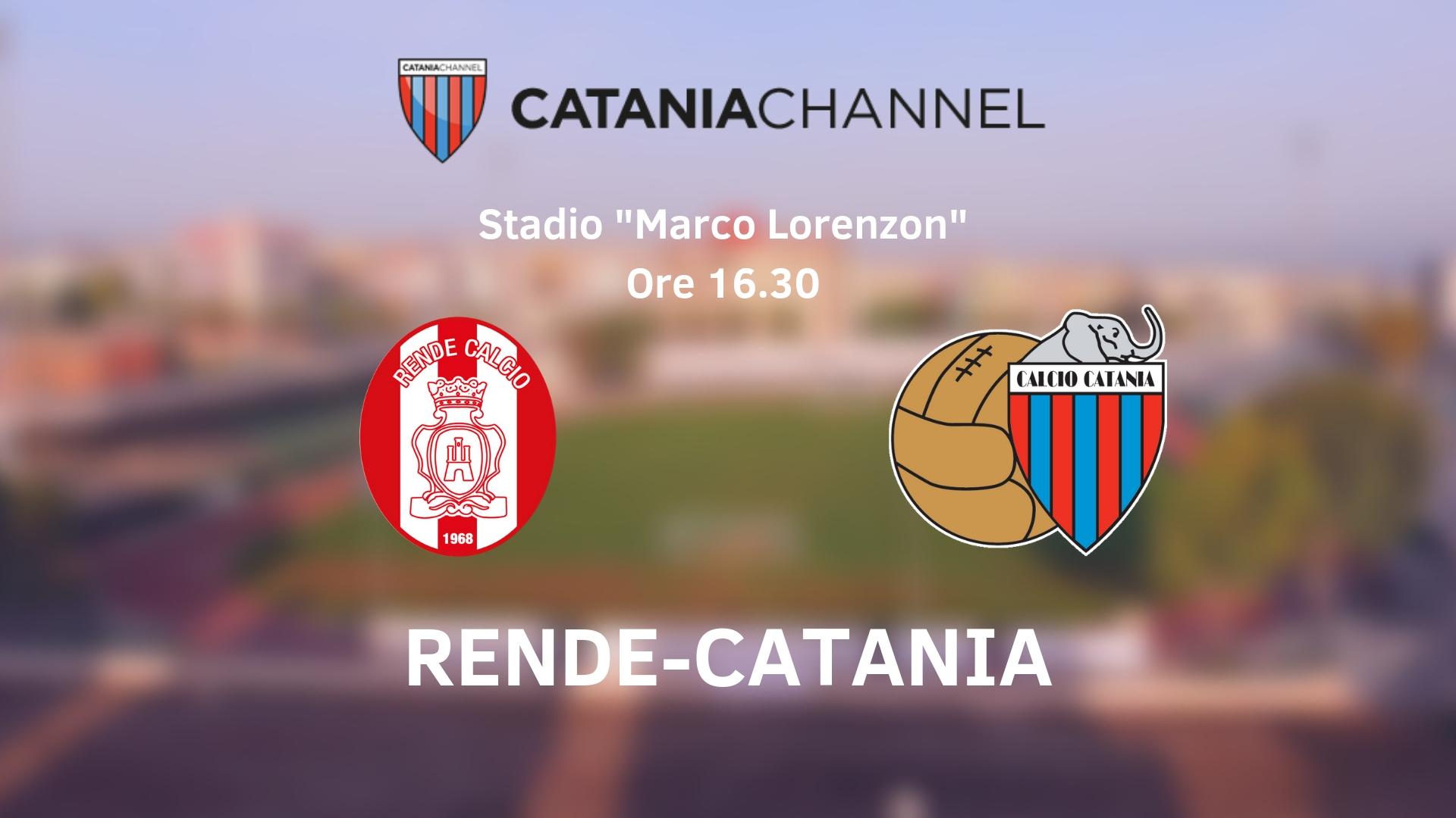 Rende-Catania