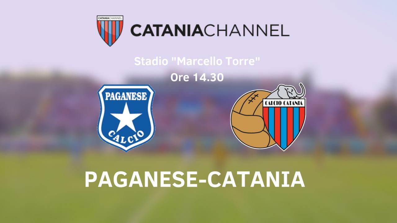 Paganese-Catania