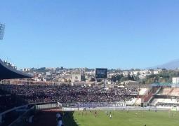 Catania Juve Stabia pubblico