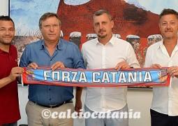 UFFICIALE: CAMPLONE NUOVO TECNICO DEL CATANIA