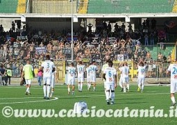 Catania Avellino andata 3 6