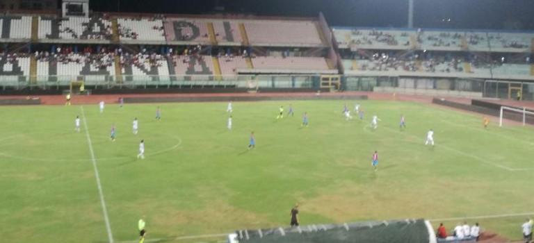 PRIMO SUCCESSO STAGIONALE: CATANIA-FANFULLA 3-0