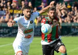 Calapai Ternana- Catania 3-2