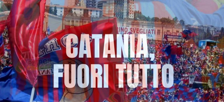CATANIA, FUORI TUTTO<br>